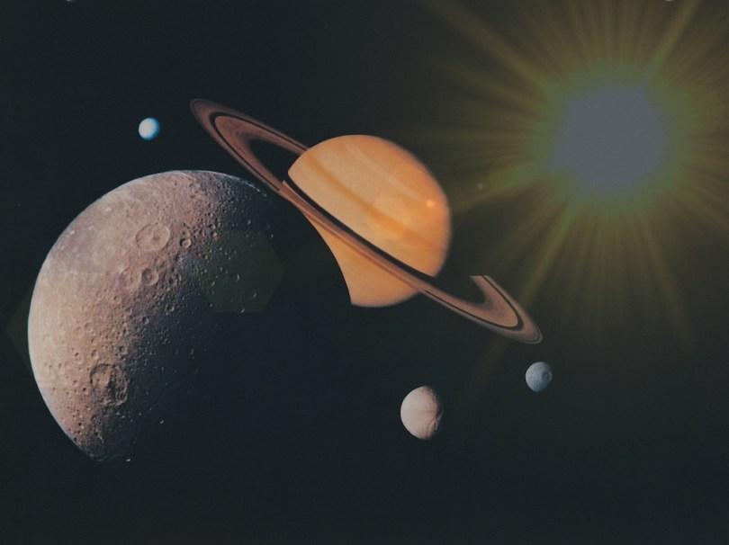 Satürn, Pluto ve Jüpiter üçlüsü
