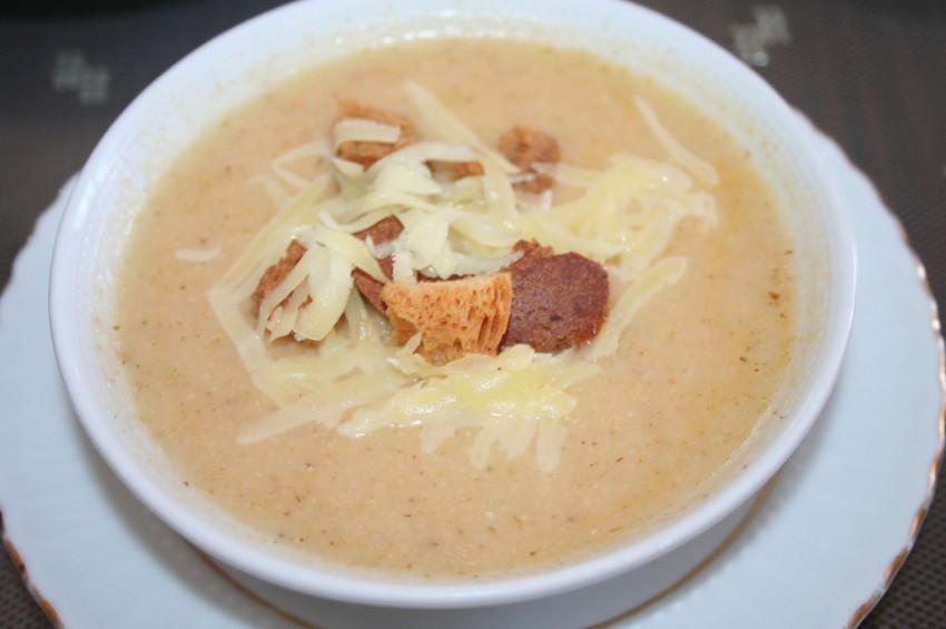 Pumpum Çorbası tarifi