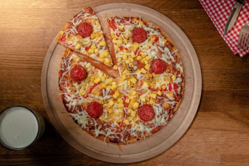 Bulgurlu Pizza Tarifi