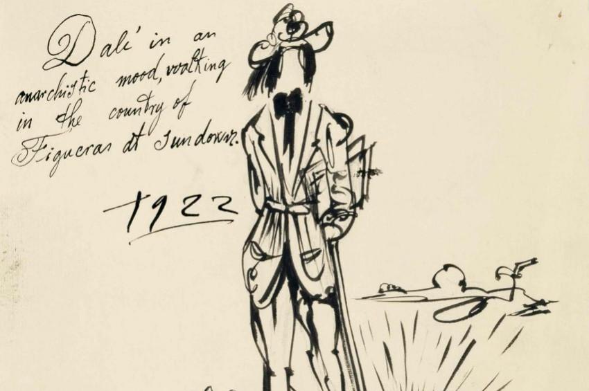 İstanbulda Bir Sürrealist: Salvador Dali sergisi