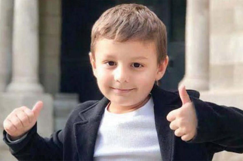 5 yaşındaki Eren Akdoğan üstün zekasıyla bir ilki başardı