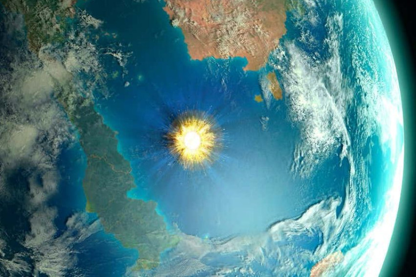Dinozorları yok eden göktaşı dünyaya nasıl çarptı?
