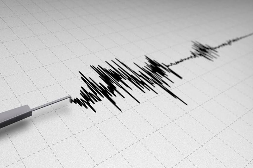 Datça açıklarında  4,1 büyüklüğünde deprem oldu
