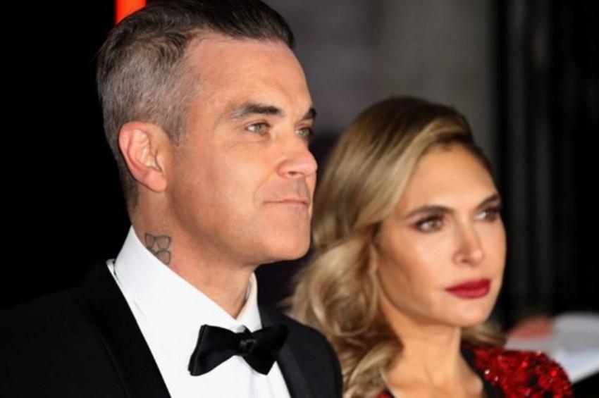 Robbie Williams ve Ayda Fieldin zor günleri
