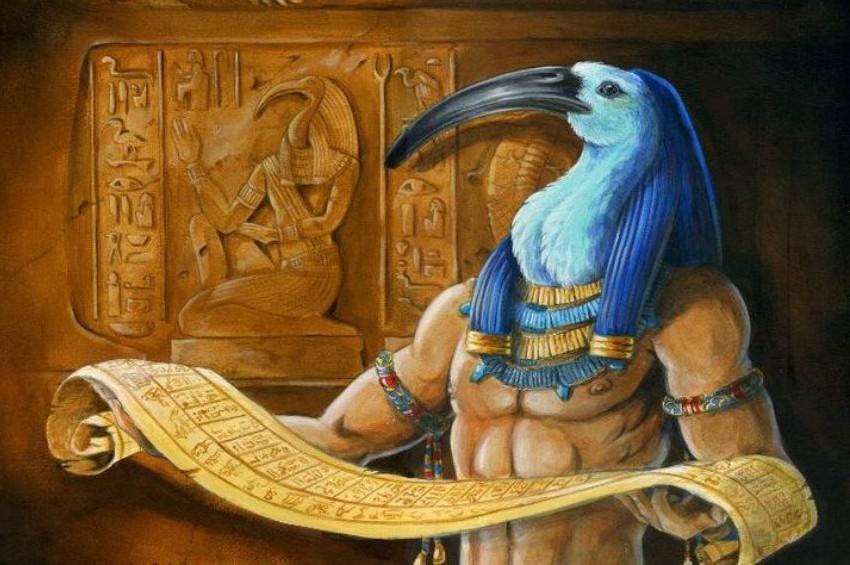 Thot'un Kitabına göre 7 kat gök ve ruhların yolculuğu