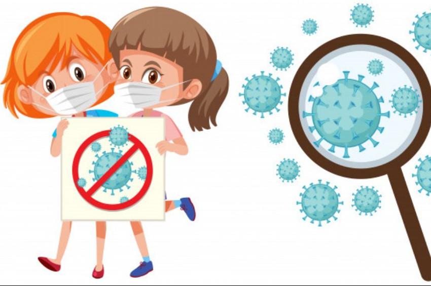 Koronavirüs  mahkumu çocuklarla evde ne yapmalı?
