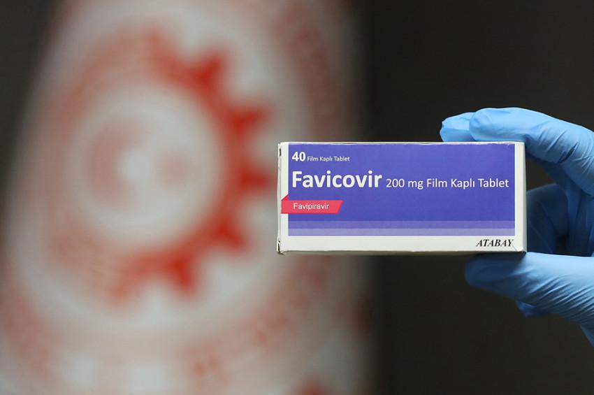 Türk icadı Koronavirüs ilacı: Favipiravir sentezi