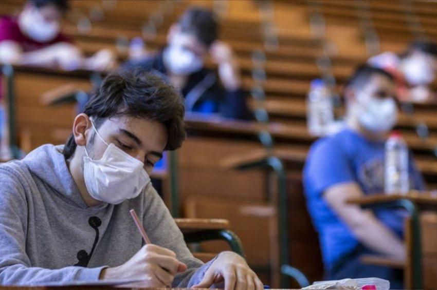 LGS adayları  maskeli sınava hazır olmalı