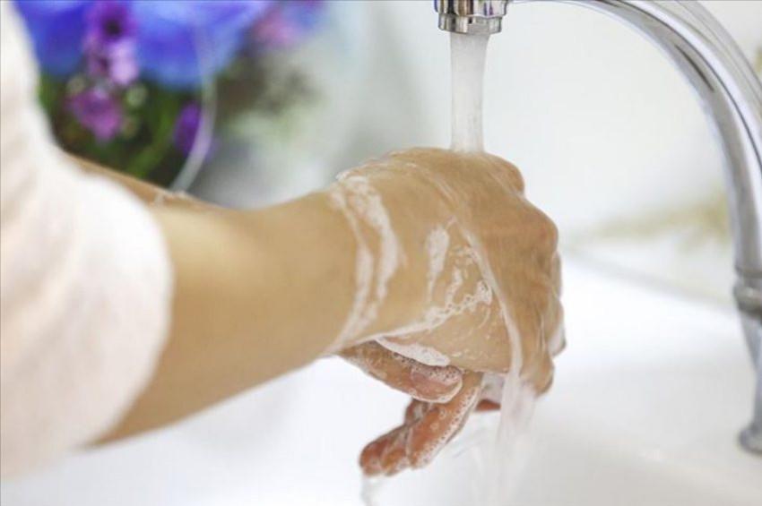 El yıkamayı takıntı haline getirmemeli