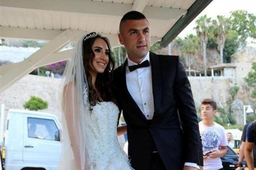 Burak Yılmaz eski eşi ile yeninden evlenecek