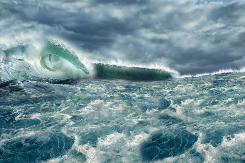 Uzmanlar uyardı: Buzul eridi, dev tsunamiye hazır olun