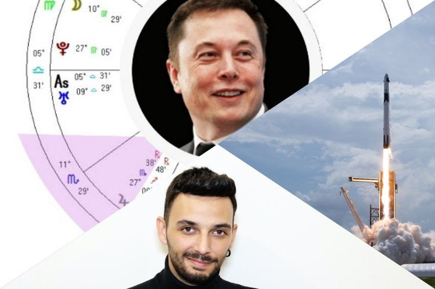 Elon Musk'ın doğum haritasına göre başarısının sırrı