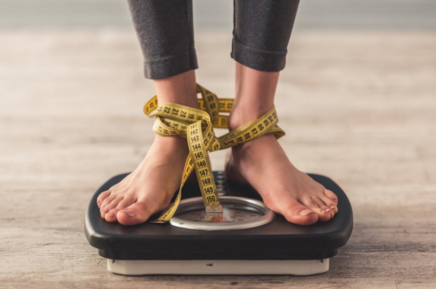 Şok diyetler yapınca bu 12 sağlık sorununa hazır olun