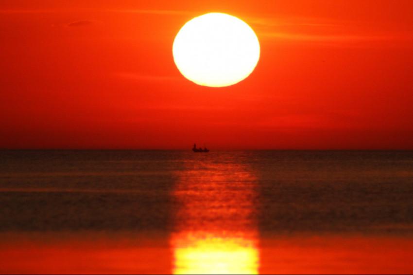 Karadenizin kızıl güzelliği