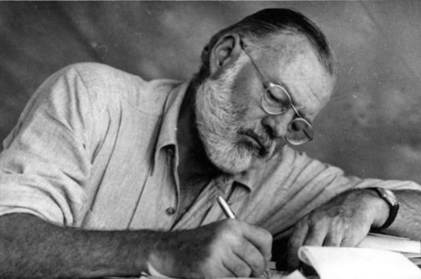 Hemingway'in yeni bir kılıçbalığı öyküsü bulundu