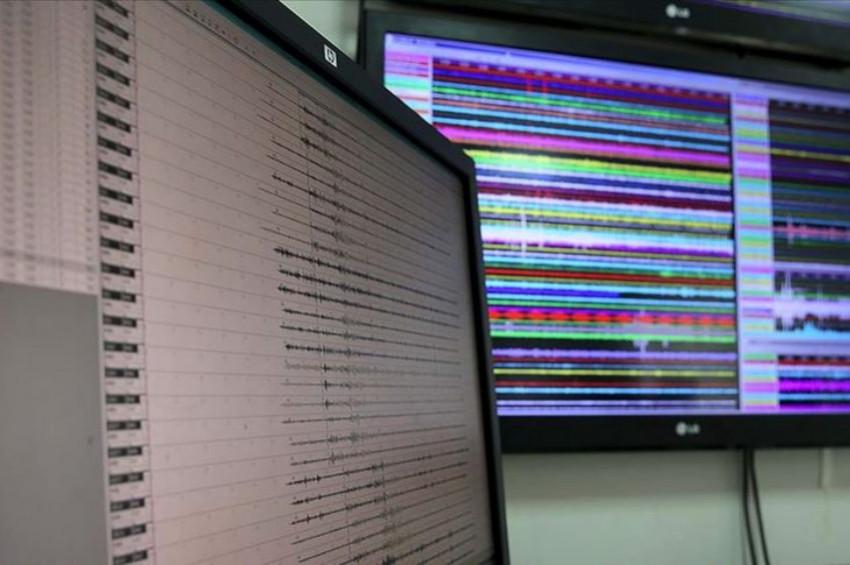 Endonezyada 5,5 büyüklüğünde deprem oldu