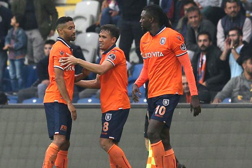 Süper Ligin şampiyonu Medipol Başakşehir