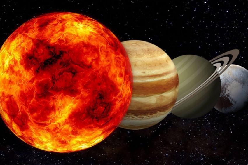 Güneş Pluto karşıtlığı