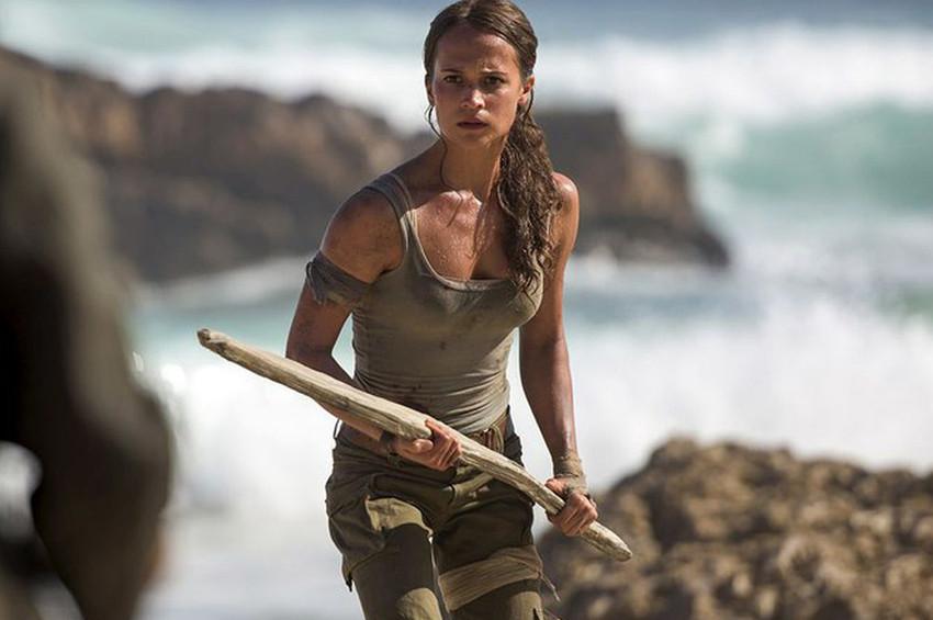 Tomb Raider 2 için kollar sıvandı