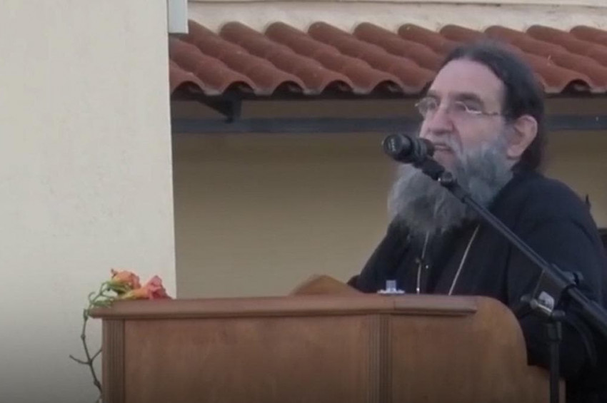 Yunan Papaz Evangelos Papanikolaounun Ayasofya görüşleri