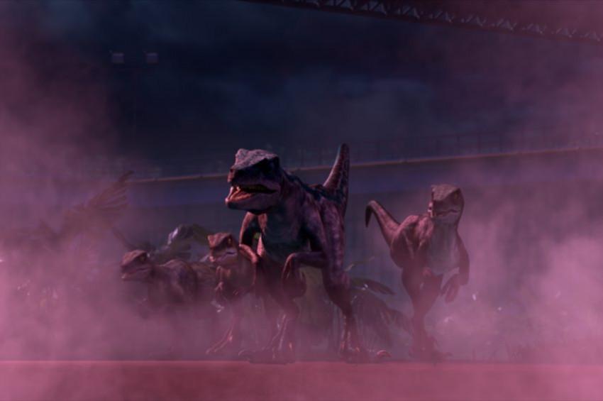 Jurassic World Kretase Kampı dizisi Eylülde başlayacak