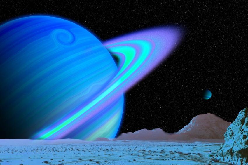 24 Ağustos Mars - Satürn Karesi
