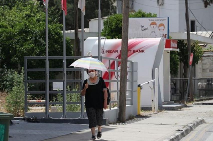 KKTCde Sıcaklar sebebiyle dışarıda çalışmaya sınırlama getirildi