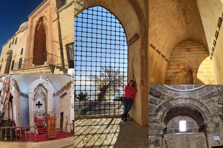 Zinciriye Medresesi  ve  Mor Gabriel Manastırı