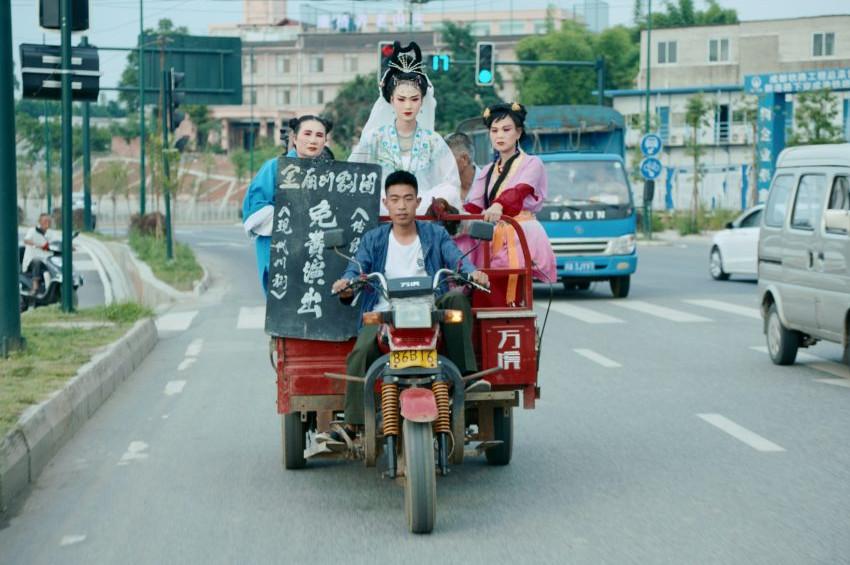 Hikayesi Çinde geçen filmler İstanbul Modern Sinema'da