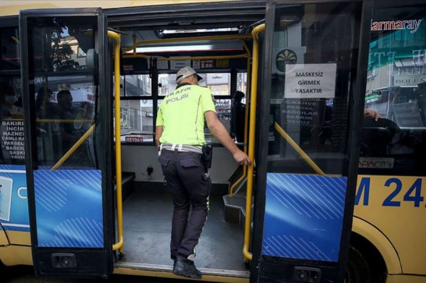 Toplu taşıma ve taksilerde alınması gerekenler önlemler