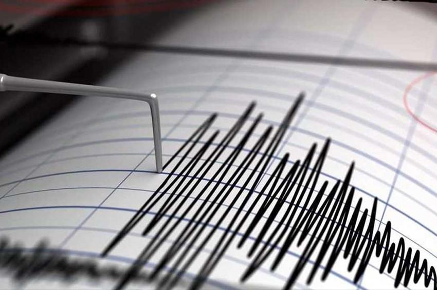 İranda deprem: Büyüklüğü  5,2