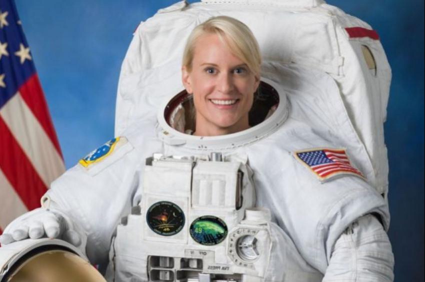 Astronot Kate Rubins  uzaydan oy kullanacak