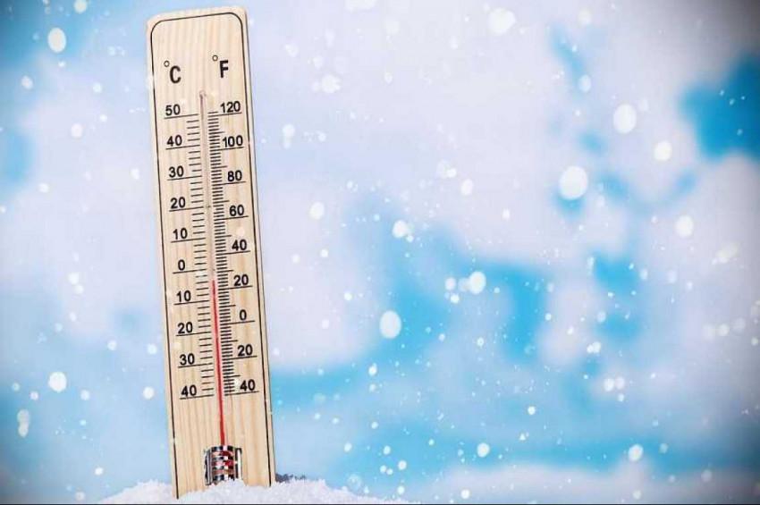 ABDnin iki eyaletinde Sıcaklıklar birden 30 derece düştü