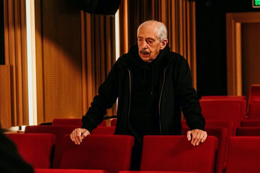 Genco Erkal belgeselinin çekimi başladı