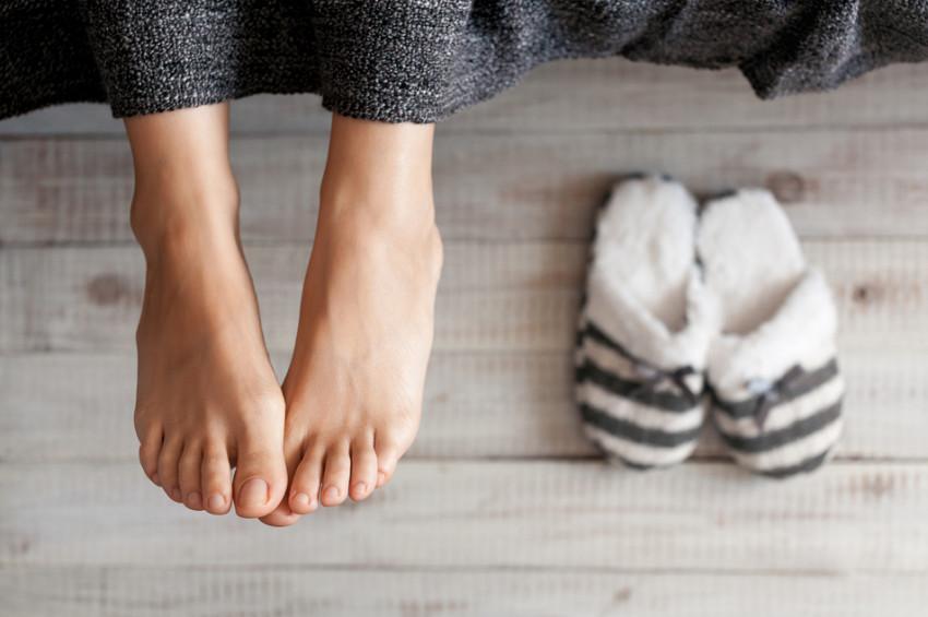 Kışın ayak sağlığı için 10 öneri