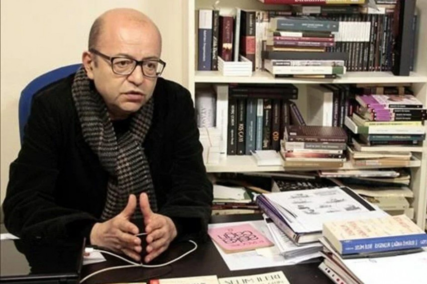 Ünlü yazar Selim İleri hastaneye kaldırıldı