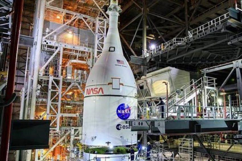 NASA,  Artemis 1 ay seferi için gün sayıyor