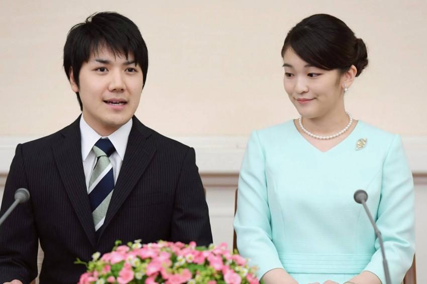 Japonya Prensesi Mako evlenerek kraliyet haklarını kaybetti