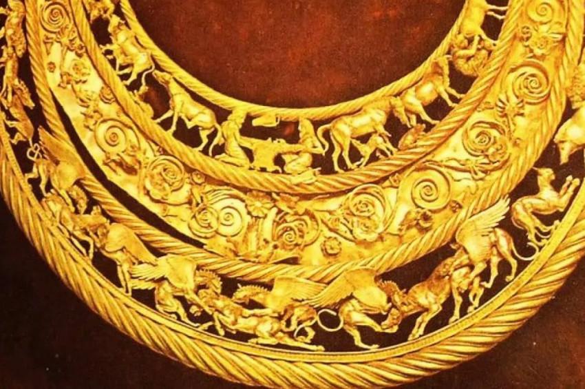 İskit altınları Ukraynaya iade edilecek