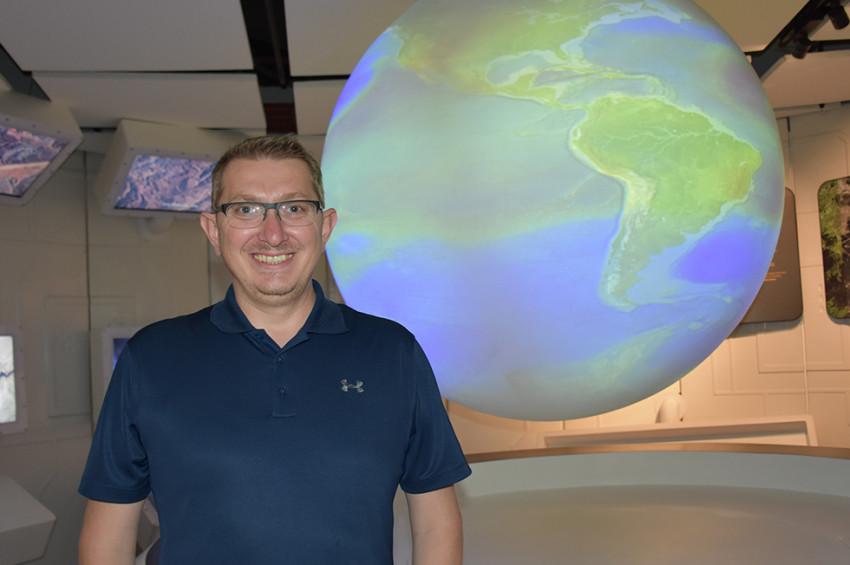 NASAdaki Türk Dr. Umut Yıldız Mars Projesini anlattı
