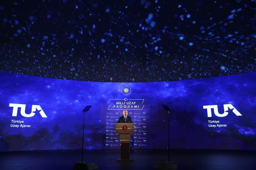 Türkiyenin uzay projesi açıklandı