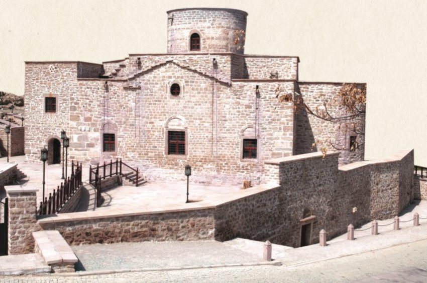En eski kilise nerede?
