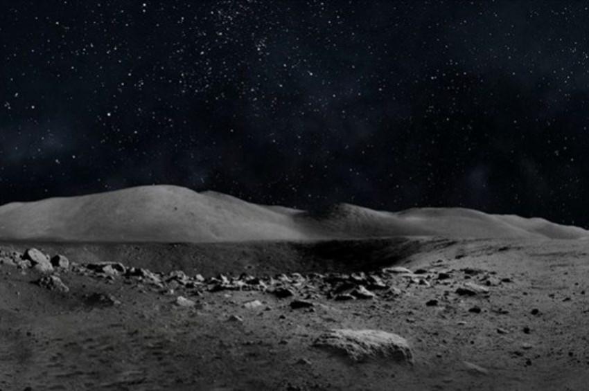 Aydaki golf topları 50 yıl sonra bulundu