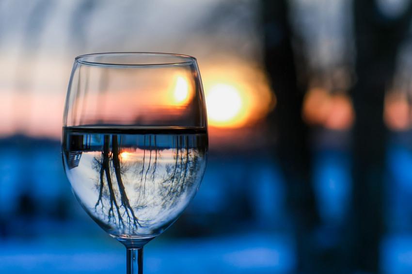 Negatif enerjiden etkilenmiş suyu içmeyin