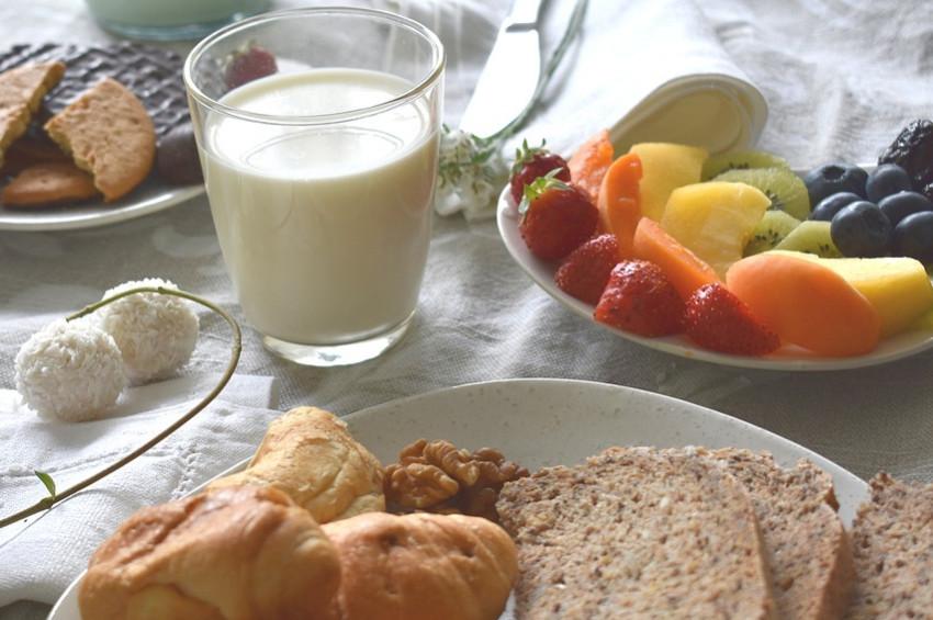 Eğitimde kahvaltının, kahvaltıda sütün önemi büyük