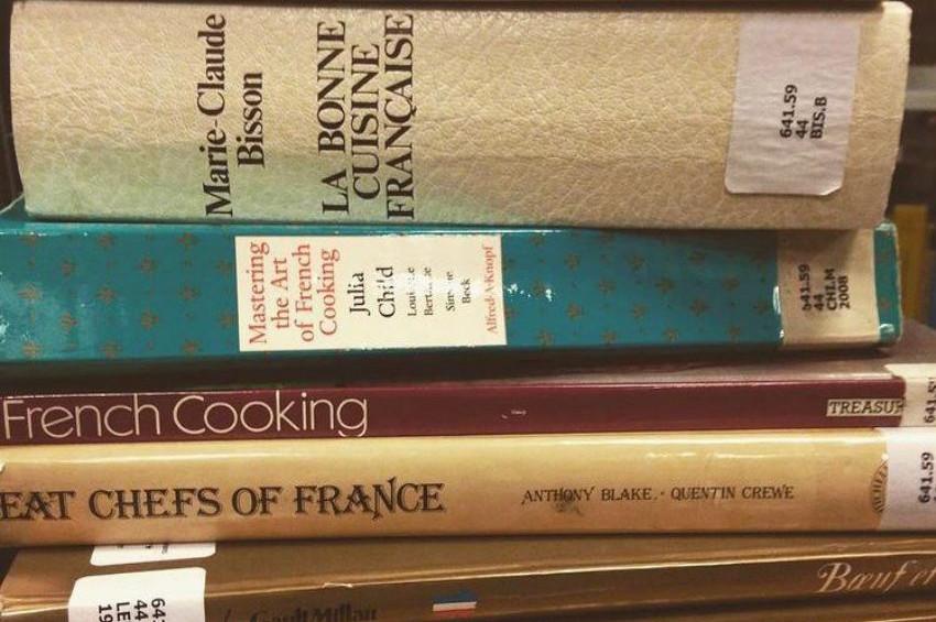 MSA Gastronomi Kütüphanesi hizmete girdi