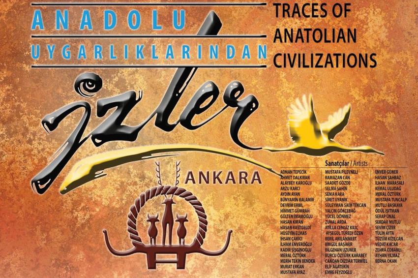 Anadolu Uygarlıklarından İzler Ankarada