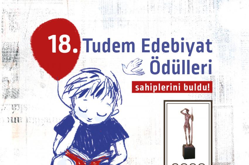 Tudem Edebiyat Ödülü Roman Dalında Sevtap Ayhanın