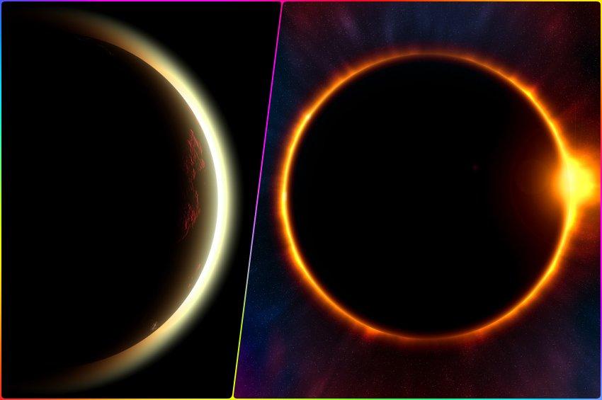 26 Mayıs Süper Ay ve 10 Haziran Halkalı Güneş Tutulması neden nadir bir tutulma çifti?