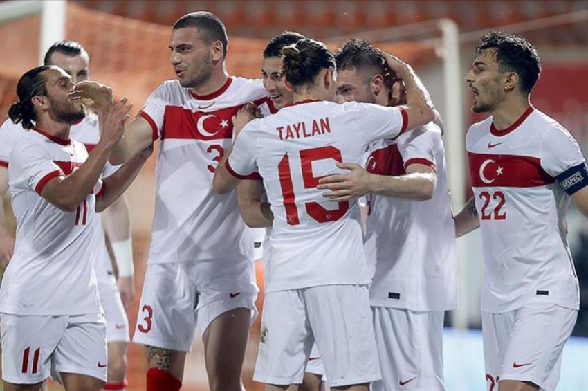 Türkiye: 2 - Azerbaycan: 1